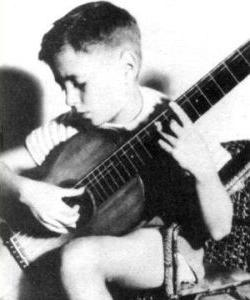 John Williams aged  7
