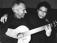 John Williams and Leo Brouwer
