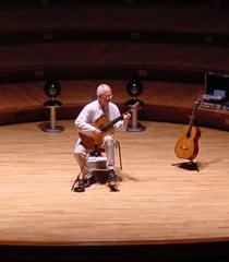Birmingham Symphony Hall stage